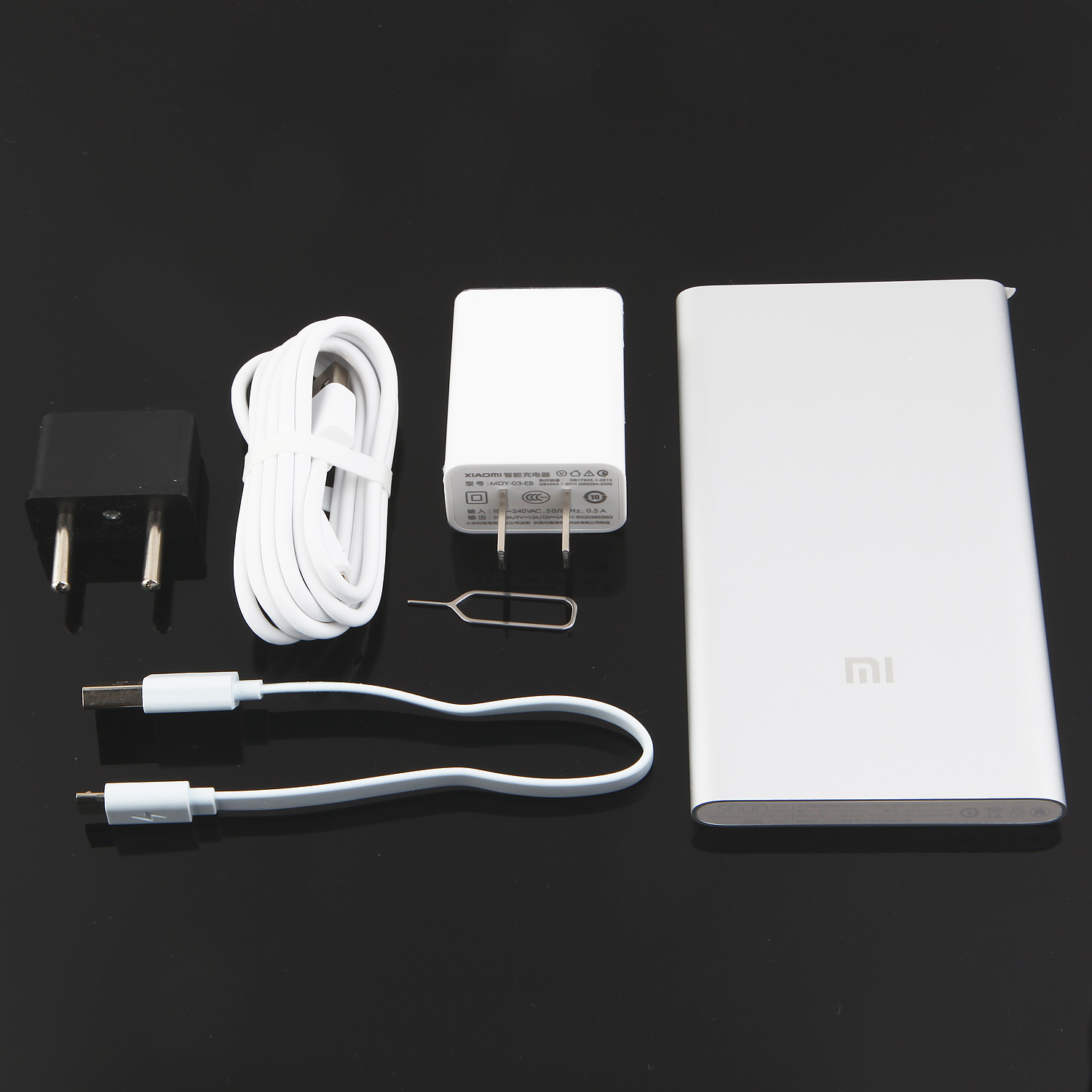 XIAOMI MI Note 4G LTE Snapdragon 801 2.5GHz 3GB 16GB 5.7 Inch + 5000mAh Power Bank