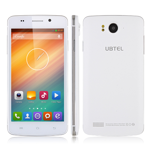UBTEL Q1 Smartphone MTK6592 Octa Core 1GB 16GB Android 4.2 5.0 Inch 3G OTG with Gift