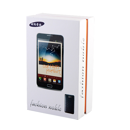 9220 Smart Phone Android 4.0 OS 3G GPS 5.2 Inch Multi-touch Screen