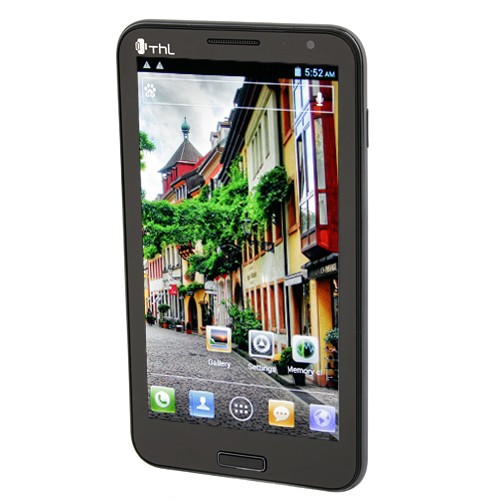 ThL W6 Smart Phone 5.3 Inch IPS Screen Android 4.0 MTK6577 1G RAM 3G GPS 8.0MP Camera