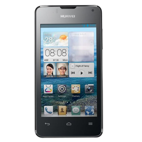 Used HUAWEI Y300 Smart Phone Android 4.1 MSM8225 Dual Core 3G GPS 4.0 Inch IPS Screen