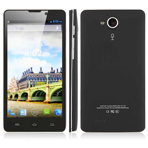 Q9000 Smartphone MTK6589 Android 4.2 3G GPS 1GB 4GB 5.0 Inch HD Screen