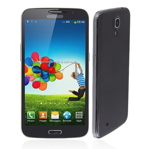 GT-i9200 Smartphone Android 4.2 MTK6572 Dual Core 1.2 GHz 3G GPS 6.0 Inch 4GB - Blue
