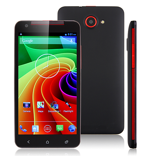 Tengda X920 Smart Phone Android 4.2 MTK6589 Quad Core 5.0 Inch HD Screen 1G 8G 12.0MP Camera