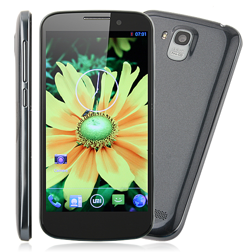 UMI X2 Smartphone 5.0 Inch 1080P FHD Screen Gorilla Glass 2G 32G MTK6589 Quad Core Android 4.2 - Grey