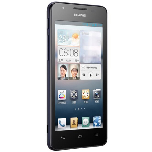 HUAWEI G525 Smartphone MSM8225Q Quad Core 4.5 Inch IPS Screen Android 4.1 3G GPS- Blue