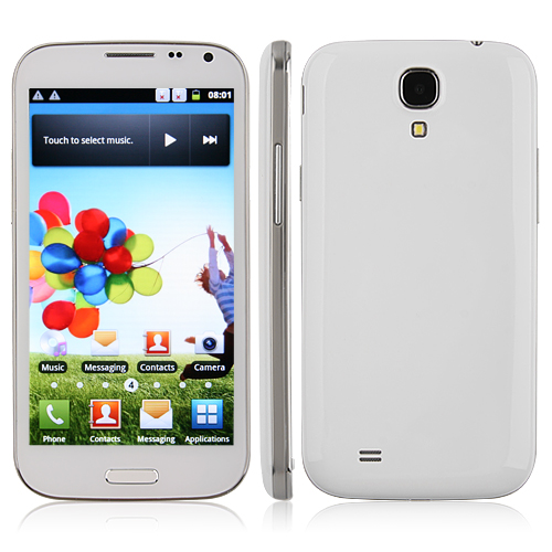 I9500JK Smartphone Android 2.3 MTK6515 1.0GHz WiFi 5.0 Inch Capacitive Screen