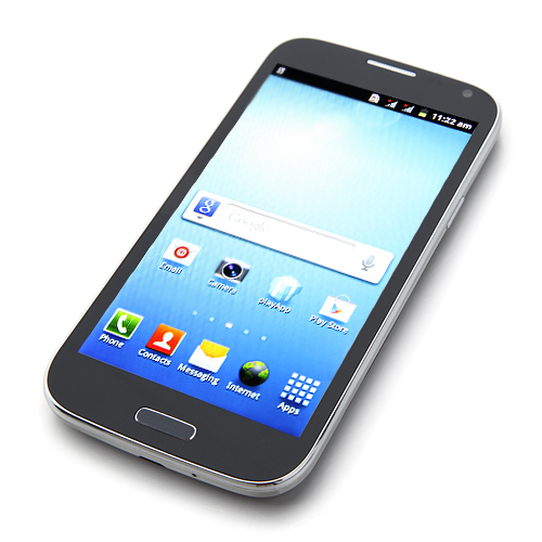 Used Star I9500L Smartphone MTK6589 Quad Core Android 4.2 3G GPS 5.0 Inch