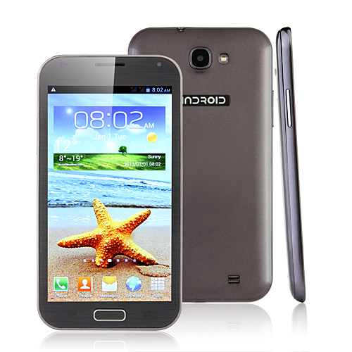 BEDOVE K6589 Smartphone Android 4.2 MTK6589 Quad Core 1G 4G 5.3 Inch 8.0MP Camera