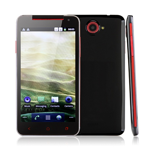 Tengda X920e Smartphone Android 2.3 MTK6515 1.0GHz 5.0 Inch 3.0MP Camera