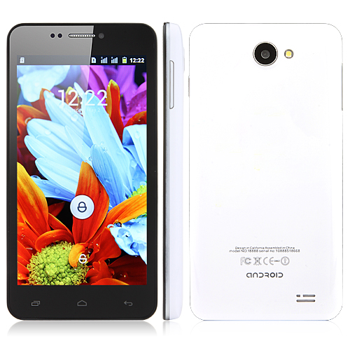 Brand New Newish L18S Smartphone Android 4.0 OS SC6820 1.0GHz 5.0 Inch 8.0MP Camera