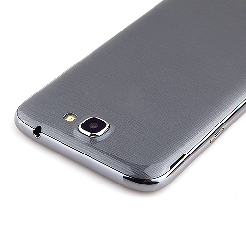 N8971 Smartphone Android 4.2 MTK6589 Quad Core 1GB 8GB 5.7 Inch HD Screen- Grey