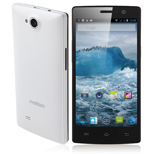 Neken N6 Smartphone Android 4.2 MTK6589T Quad Core 5.0 Inch IPS FHD Screen 1GB 16GB