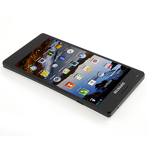 TEL X600H Smartphone Android 4.0 MTK6589 Quad Core 1GB 16GB 5.0 Inch HD Screen