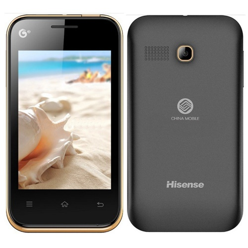 Hisense HS-T818 Smartphone Android 2.3 SC8810 1.0GHz 3.5 Inch 2.0MP Camera