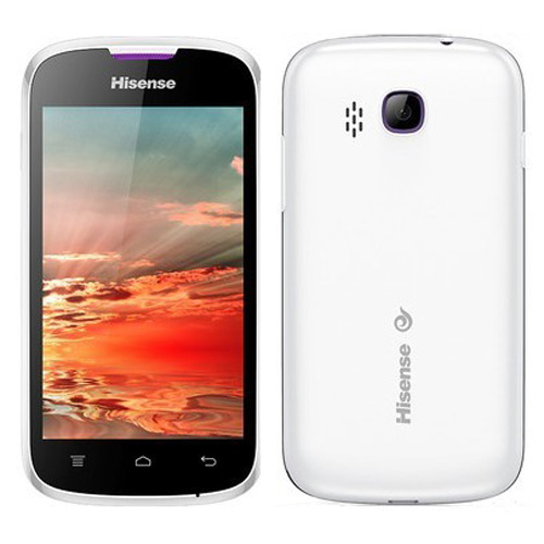 Hisense EG901 Smartphone Android 2.3 MSM7627A 1.0GHz 4.0 Inch 3G GPS- White & Black