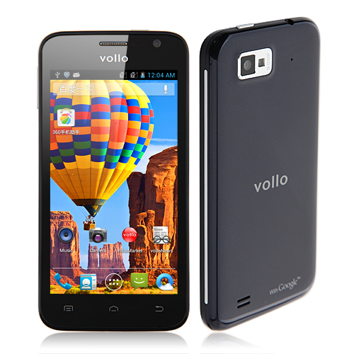 Used vollo Vx98 Smartphone MSM8225Q Quad Core 1GB RAM Android 4.1 3G GPS 4.7 Inch
