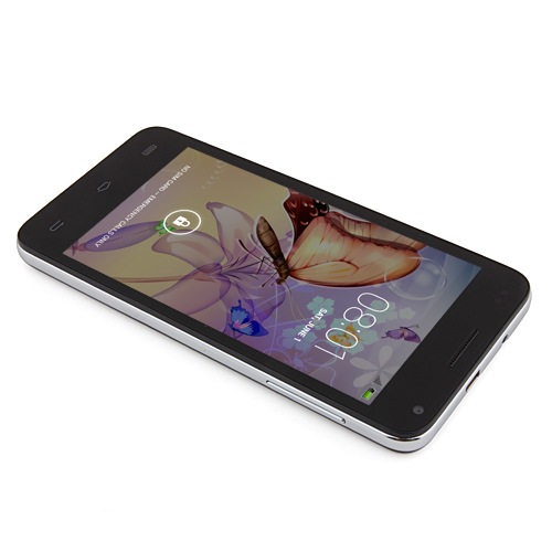 C2 Smartphone Android 4.2 MTK6572 Dual Core 1.2GHz 4.5 Inch 3G GPS - Black with Gift