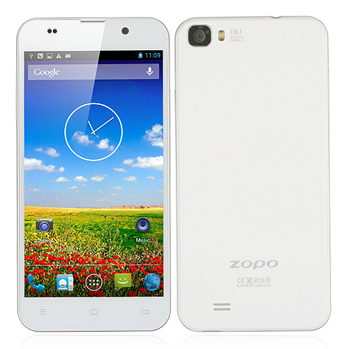 ZOPO ZP980 Smartphone MTK6589T 2GB 32GB 5.0 Inch FHD Screen Android 4.2
