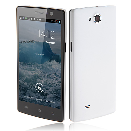 Used OEM iocean X7 Plus Smartphone 5.0 Inch FHD Screen MTK6589T 1.5GHz Android 4.2 16GB
