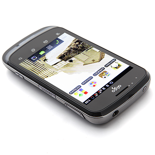 aigo D1 Smartphone 3G GPS MSM7227 1.0GHz 3.5 Inch Multi-touch Screen