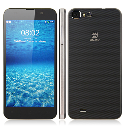 ZOPO C2 Smartphone 2GB 32GB MTK6589T 1.5GHz 5.0 Inch FHD Screen Android 4.2