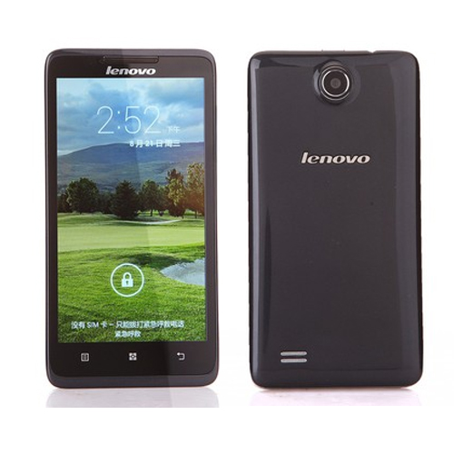 Lenovo A766 Smartphone Android 4.2 MTK6589 Quad Core 3G GPS 5.0 Inch IPS Screen