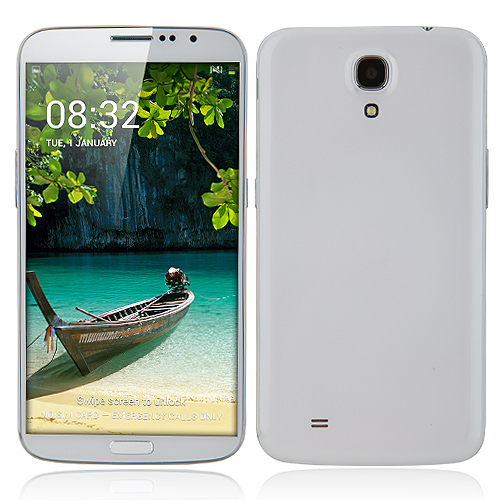 GT-i9200 Smarphone 6.3 Inch HD Screen MTK6589 Android 4.2 1GB 16GB 3G GPS Gesture Sensing