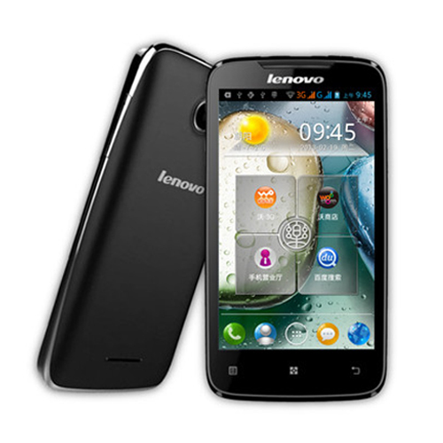 Lenovo A390 Smartphone MTK6577 Dual Core Android 4.0 3G GPS 4.0 Inch