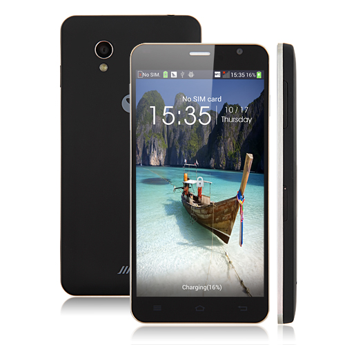 Used JIAYU S1 Smartphone 1.7GHz 2GB 32GB 5.0'' SHARP FHD Screen NFC Wireless Charging