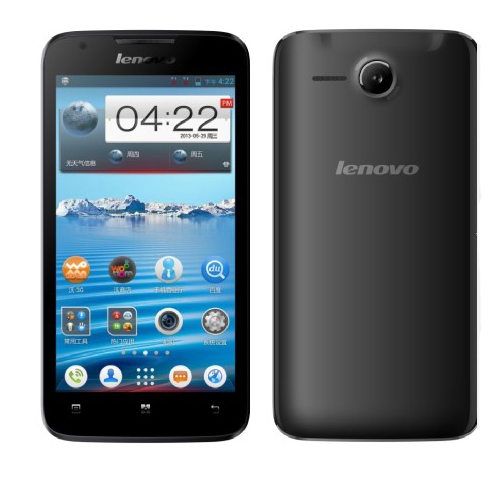 Lenovo A680 Smartphone MTK6582 Quad Core 1.3GHz Android 4.2 3G GPS 5.0 Inch