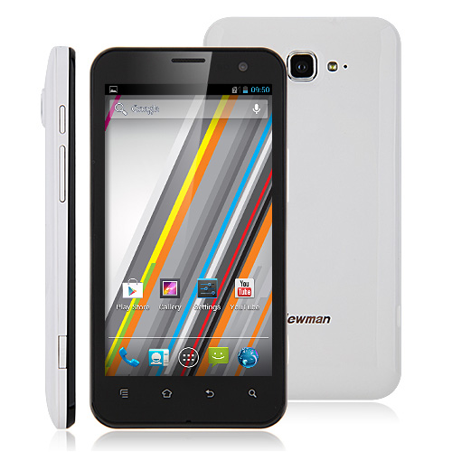 Used Newman N2 Quad Core Smartphone 4.7'' HD IPS Screen Exynos 4412 1.4GHz 13MP Camera