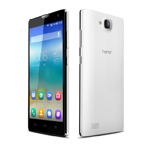HUAWEI Honor 3C Smartphone 2GB 8GB MTK6582 5.0 Inch HD OGS Screen 2300mAh