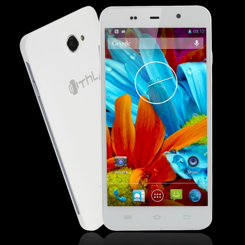 ThL W200S Smartphone MTK6592 Android 4.2 5.0 Inch Gorilla Glass Screen 32GB OTG- White