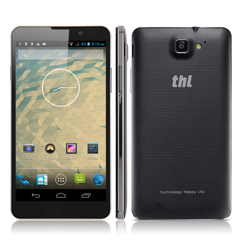 ThL T200C Smartphone MTK6592 2GB 16GB 6.0 Inch Gorilla Glass NFC OTG- Black with Gift