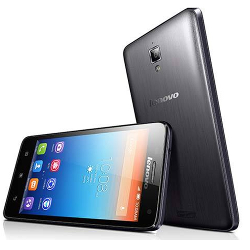 Lenovo S660 Smartphone Android 4.2 MTK6582 1.3GHz 4.7 Inch with Brushed-metal Finish
