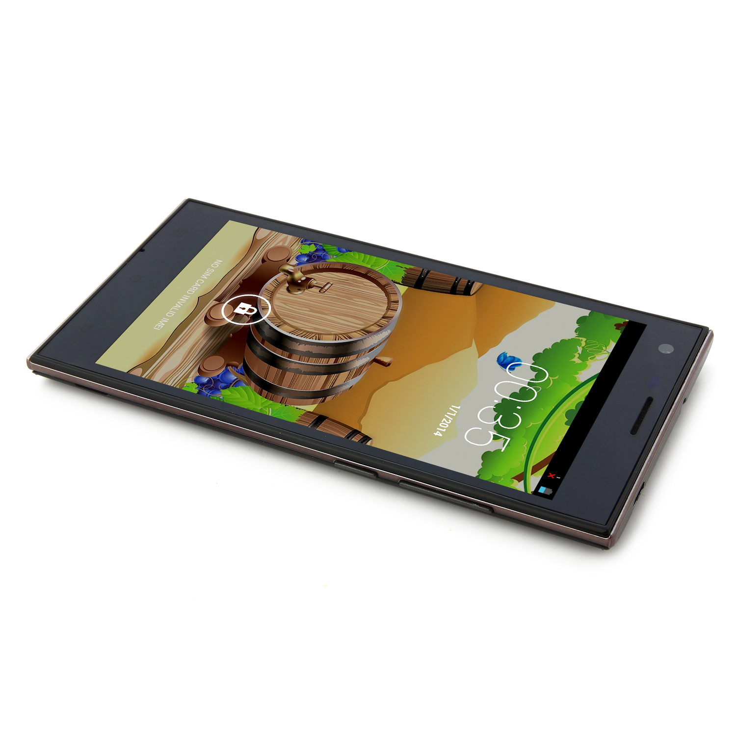 Cubot S308 Smartphone 2GB 16GB MTK6582 Android 4.4 5.0 Inch HD OGS Screen