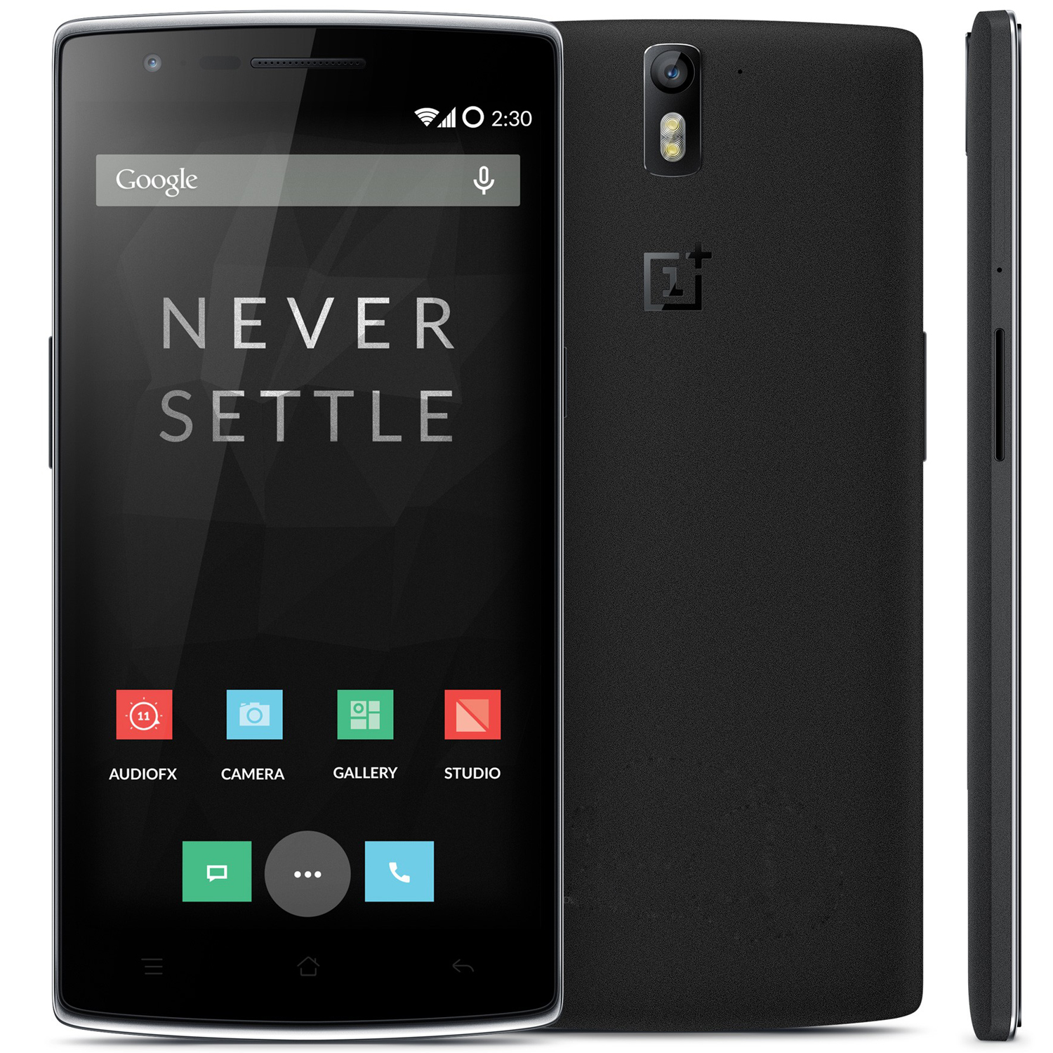 ONEPLUS ONE Smartphone 3GB 16GB Snapdragon 801 2.5GHz 5.5 Inch Gorilla Glass FHD Black