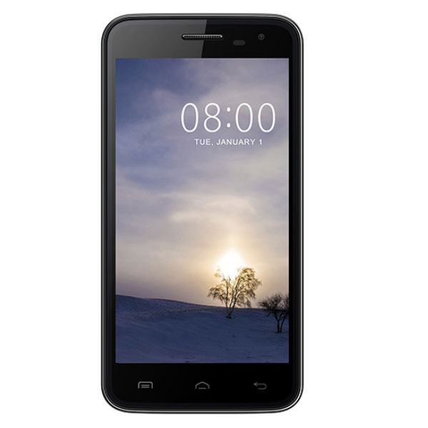 DOOGEE VOYAGER2 DG310 Smartphone MTK6582 1GB 8GB 5.0 Inch Android 5.0 OTG Black