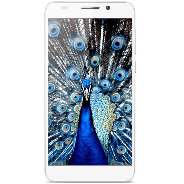 HUAWEI Honor 6 Smartphone 4G LTE Hisilicon Octa Core 3GB 16GB 5.0 Inch FHD Screen-White