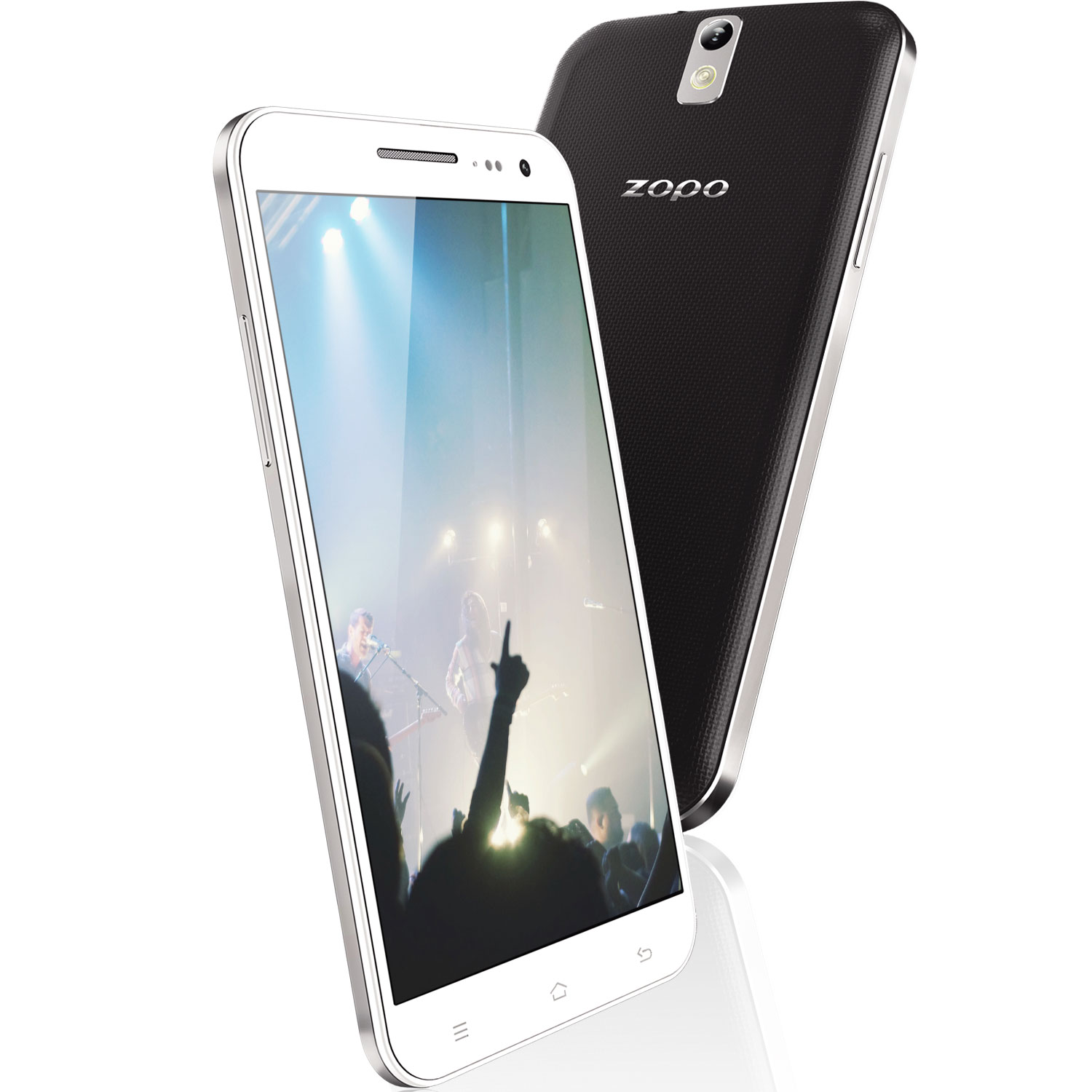 ZOPO ZP999 Lion Heart Smartphone MTK6595 Octa Core 2.0GHz 3GB 32GB 14.0MP- White