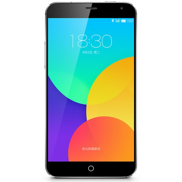 MEIZU MX4 Smartphone 4G MTK6595 5.36 Inch Gorilla Glass Screen 2GB 32GB Flyme 4.0 Gray