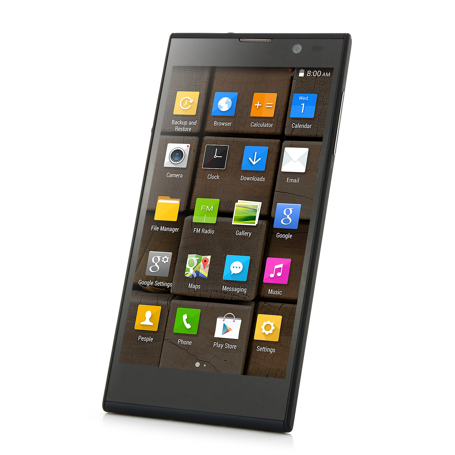 iNew V3 Plus Smartphone MTK6592 Octa Core 5.0 Inch Gorilla Glass 2GB 16GB OTG Black