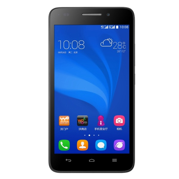 HUAWEI Honor 4 Play Smartphone 4G LTE Android 4.4 MSM8916 Quad Core 5.0 Inch- Black