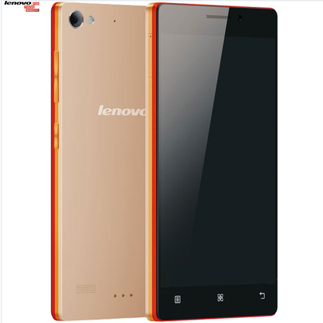 Lenovo VIBE X2 Smartphone 4G LTE MTK6595 Octa Core 2GB 32GB 5.0'' FHD Screen- Golden