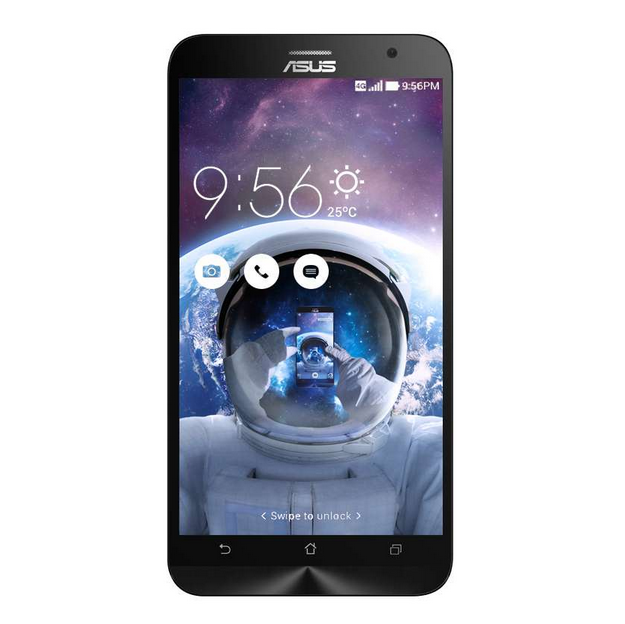 ASUS Zenfone 2 Smartphone 4GB 32GB Android 5.0 Intel Z3560 64bit 5.5 Inch FHD Gray