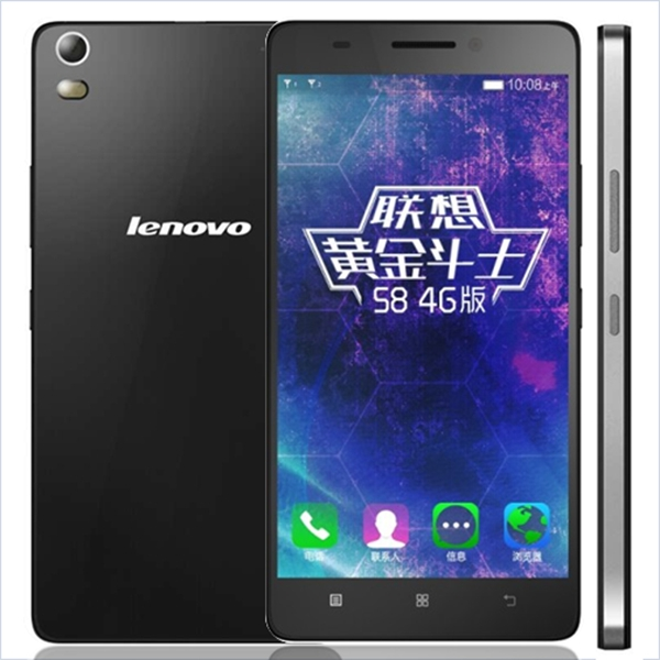 Lenovo Golden Warrior S8 Smartphone Android 5.0 64bit MTK6752M 2GB 8GB 5.5 Inch Black