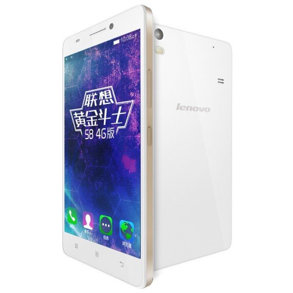 Lenovo Golden Warrior S8 Smartphone Android 5.0 64bit MTK6752M 2GB 8GB 5.5 Inch White