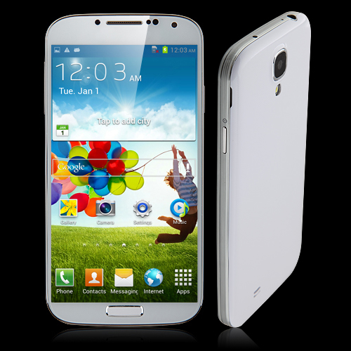 GT-i9502 Smartphone Android 4.2 MTK6572 Dual Core 1.2GHz 5.0 Inch 3G GPS -White