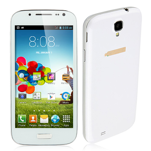 Brand New Mini S4 Smartphone Android 4.2 MTK6572 Dual Core 1.2GHz 4.3 Inch 3G GPS